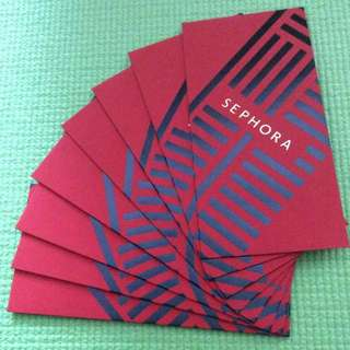 2016 - Sephora red packet