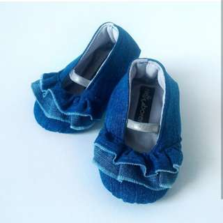 Prewalker shoes for baby