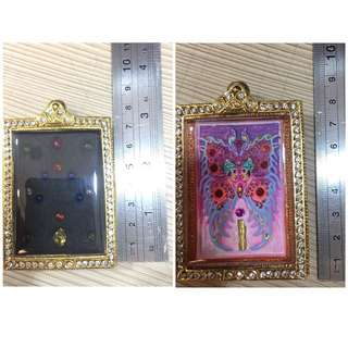 Kruba Krissana Butterfly Amulet x 2 ( quick sales price )
