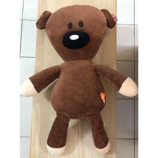 全新泰迪熊娃娃