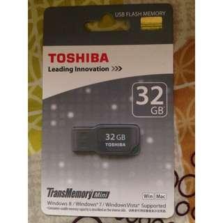 Toshiba 32GB Flashdrive