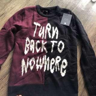 Insight sweater