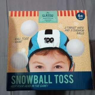 Head toss/ head target