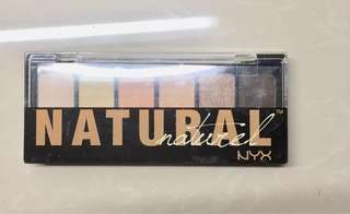 Nyx Natural Eye Palette
