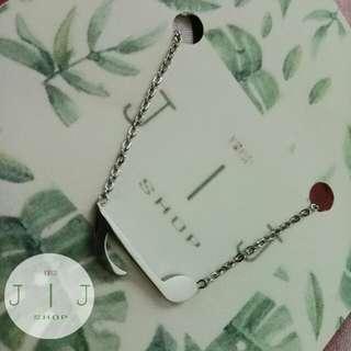 MUSICAL NOTE STAINLESS NECKLACE
