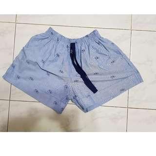 shorts - bicycle prints