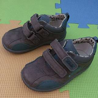 Clarks toddler shoes for boys