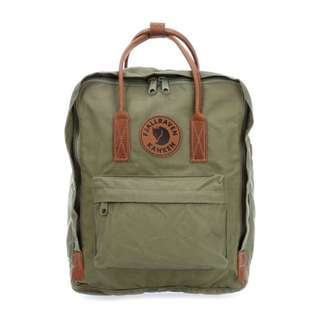 [INSTOCK] FJALLRAVEN KANKEN NO.2 BACKPACK (GREEN)