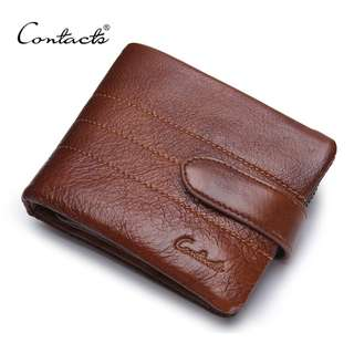 Genuine Leather Wallet for Men (PN006)