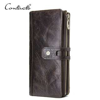 Genuine Leather Wallet for Men (PN007)