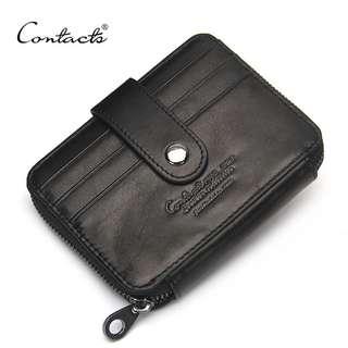 Genuine Leather Wallet for Men (PN010)