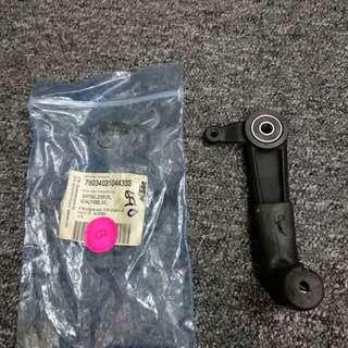 KTM 690R shift lever, gear lever