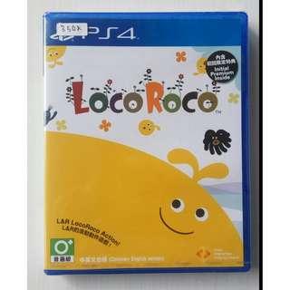 Kaset BD PS4 Original New Game Loco Roco