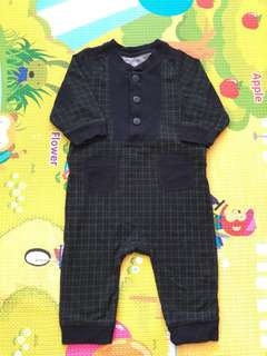 Baby Gap Long Romper 3-6M