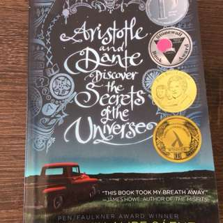 Aristotle and Dante discover the secrets of the universe - storybook