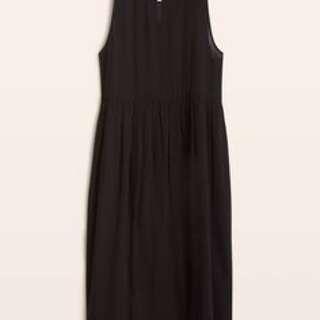 Aritzia Looz Dress Size Small in Black
