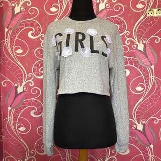 'Girls' sweater