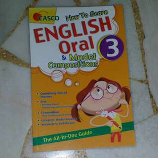 How to score English Oral &Model composition
