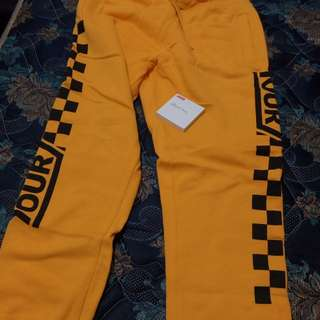 Justin Bieber Stadium Trackpants