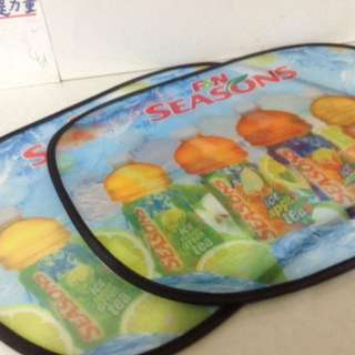 F&N Seasons Car Window Sunshades