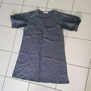 (New) Grey dress bought from Korea