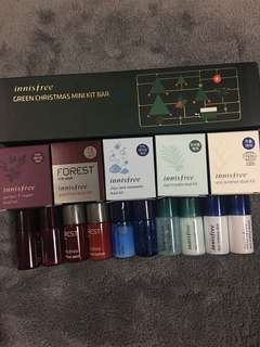 Innisfree! Limited edition Christmas Set