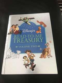 Disney's read-to-me Treasury volume 2