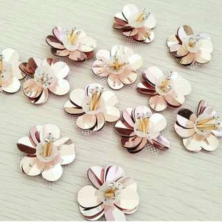 Payet bunga / beads