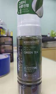 Neogen! Fresh Green Tea Foam Cleanser