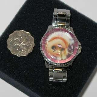 BLYTHE,B 女,大眼妹,日本,原廠HASBRO絕版石英錶.請勿壓價.DON'T BARGAIN