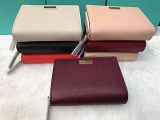 Authentic Kate Spade Short Wallet