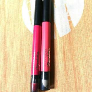 Maybelinne lip gradation 2 cuma 99rb !