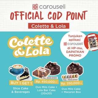 1FOR1 Colette & Lola