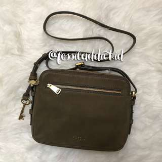 Fossil Piper Green Canteen