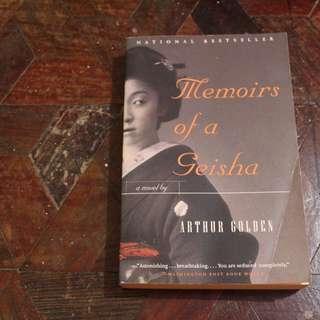 Paperback: Memoirs of a Geisha