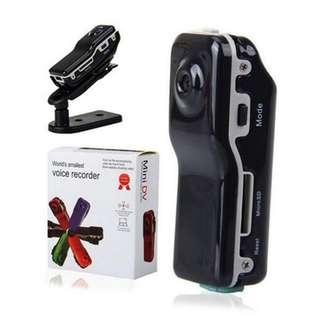 Camera High-Resolution Mini DV DVR Sports Video Record Camera