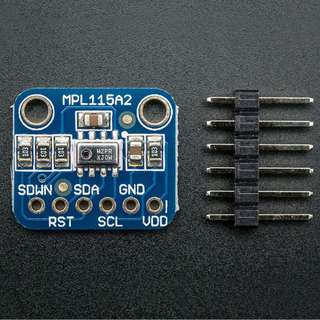 MPL115A2 – I2C Barometric Pressure/Temperature Sensor