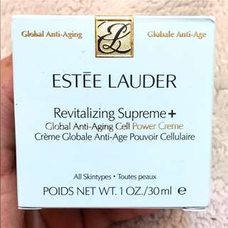 Estee Lauder Revitalizing Supreme+ Global Anti-Aging Cell Power Creme (30ml)