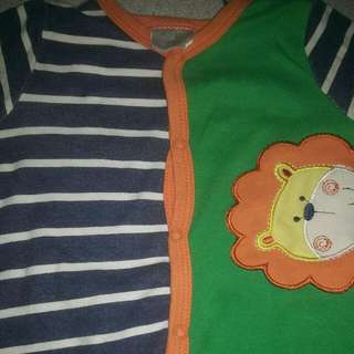 Jumpsuit BB (Buster Brown)