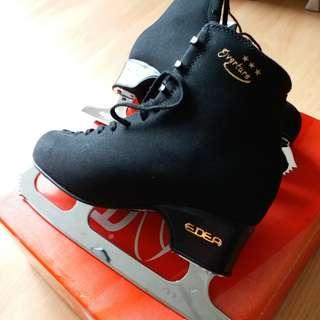 EDEA OVERTURE 3星溜冰鞋skating shoes size 245