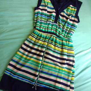 Dress wanita size 10p