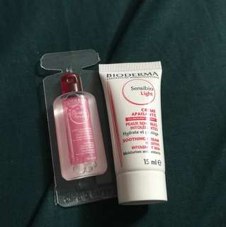 Bioderma sensibio bundle