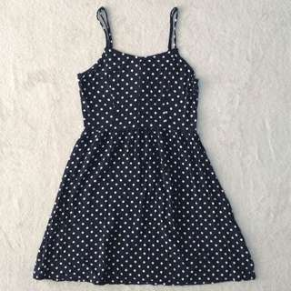 H&M Divided Polka Dot Dress