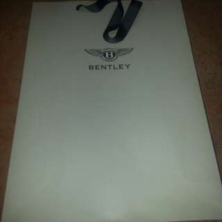 Bentley Paper Carrier