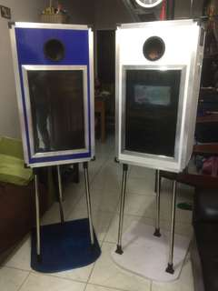 Touch screen Photobooth Set Up