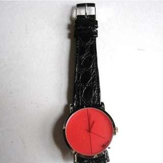 全新・AG TIME QUARTZ,・中性,無字,無針・夢幻石英錶