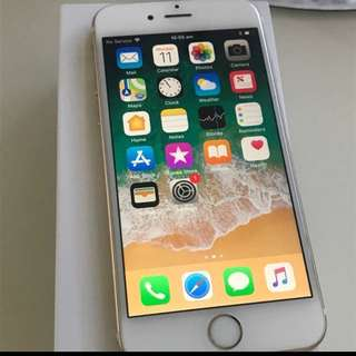 EXCELLENT CONDITION APPLE IPHONE 6 64GB WHITE GOLD
