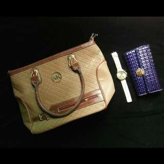 Mk brown bag replica