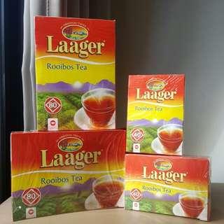 南非有機國寶茶 Laager Rooibos Tea 200g/80s Box