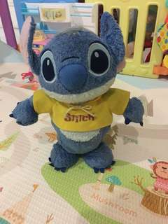 Stitch Robot doll